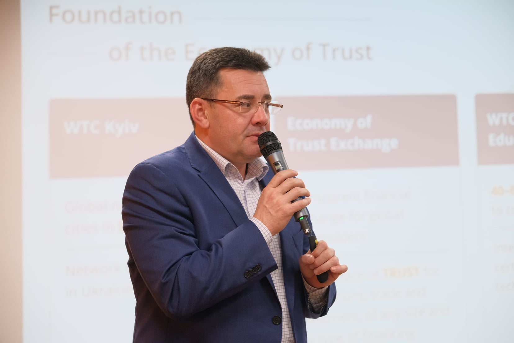 WTC Kyiv attended meeting of the Business Capital Club