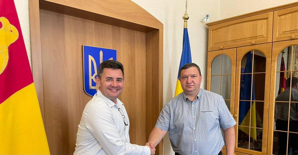 Кропивницький регіон – центр України.